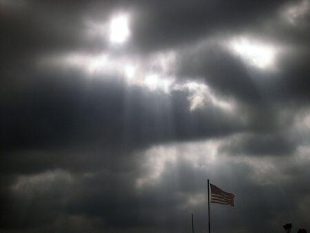 patriotism breaking through