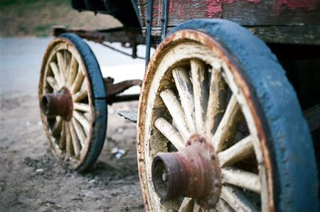old set of wheels
