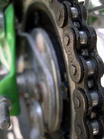 自転車のチェーン