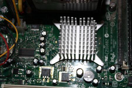 コンピューターのメイン ボード 写真素材 - 4374555
