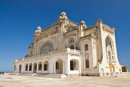 Altes Casino von Constanta, Rumänien Standard-Bild - 12402279