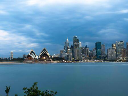 City scape Sydney city