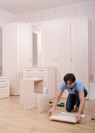 master collects in room set to furniture Stock Photo - 16909207