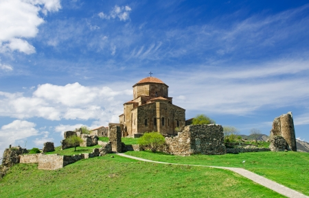 Jvari Monastery  Monastery of the Cross , 6th century, Georgia