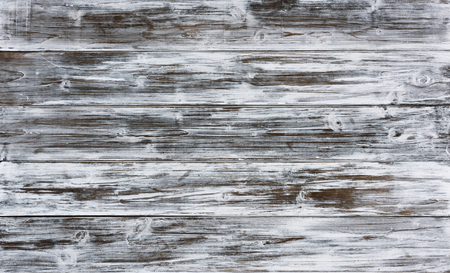 old background of wooden planks painted white paint