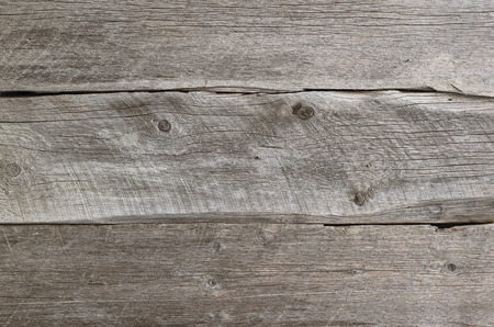 background old wooden planks texture with knot Stock Photo