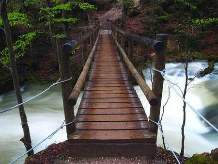 Bridge Over Troubled Waters photo