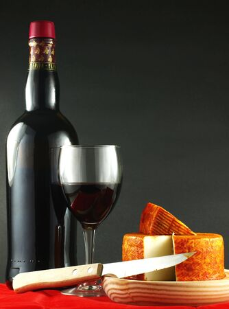 Red and Pepper Cheese photo