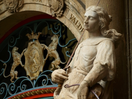 dama justicia: Lady Justice