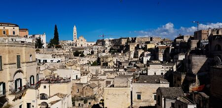 Wiew on old apulian town, Italy, Europe
