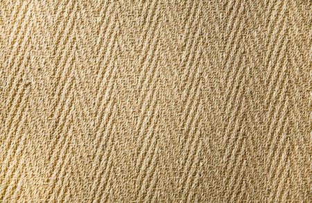 Natural jute carpet detail. Useful for background or texture. photo