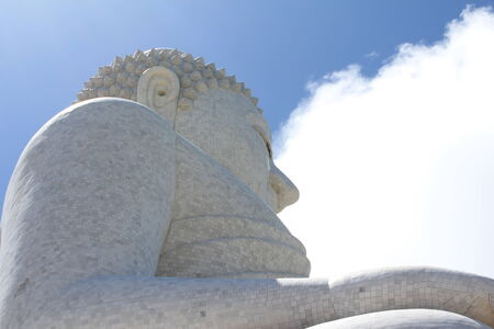 a righteous person: The Phuket Big Buddha