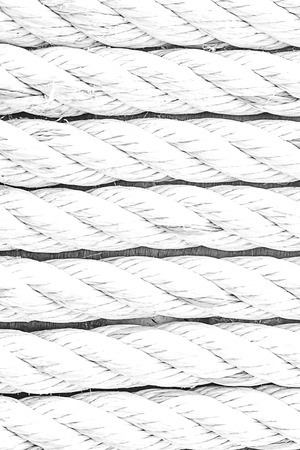 corporal: a knotted rope over a  background