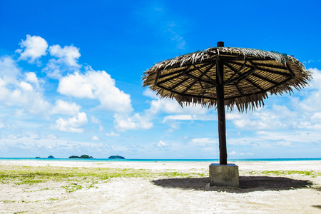 trat: Natural sea landscape Outdoors On Koh Chang Trat province in Thailand