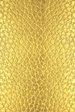 Bright, shining golden leater texture (luxury element)
