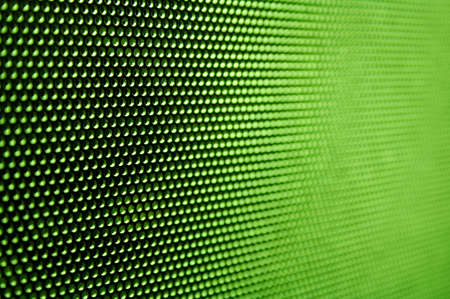 Futuristic celled neon background