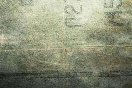 Abstract grunge shabby background with folds, stains and free designs