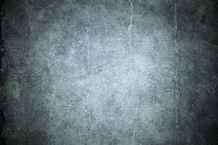 Cold spooky cardboard stained folded background with dark borders