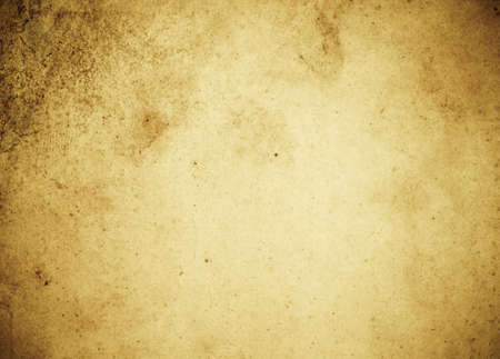 Old-fashioned vibrant color paper background with dark stained borders Stock Photo - 6553566