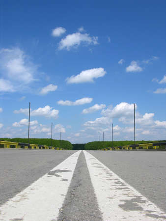 the carriageway: Highway