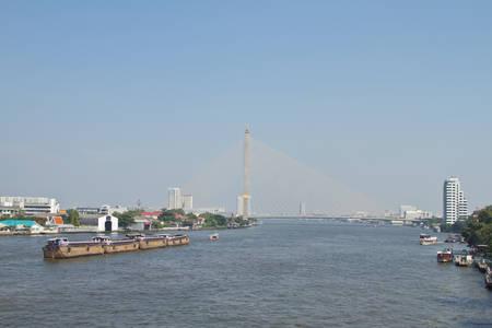 rama: Rama VIII Bridge to travel on ships