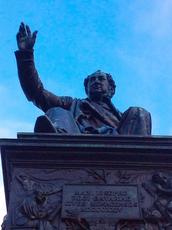 1: King Maximilian 1 of Bavaria