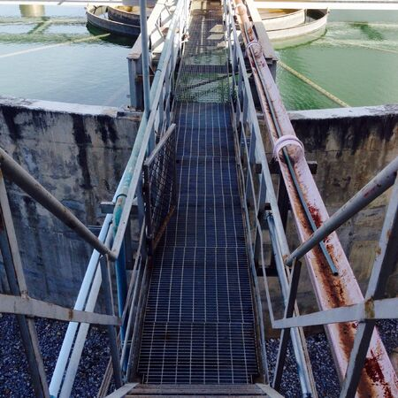 industry: The reservoir to keep raw water