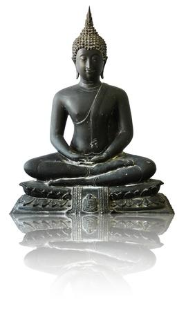 Image of Buddha in Thai Style. photo