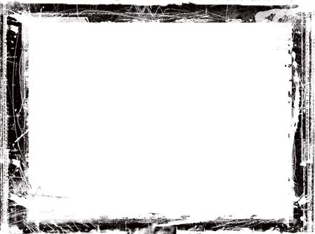 Grunge frame Stock Photo - 2800773