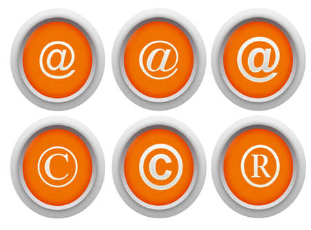 abstract button Stock Photo - 2902186