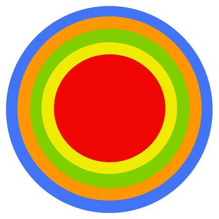 abstract circle photo