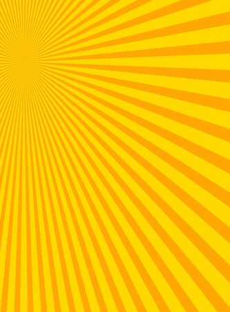 splotchy: Sunburst   Stock Photo