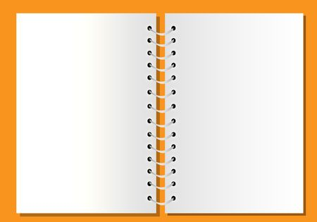 Noteboock Stock Photo