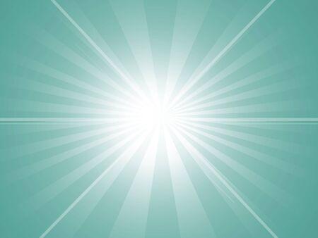 sun burnt: Beauty sunburst
