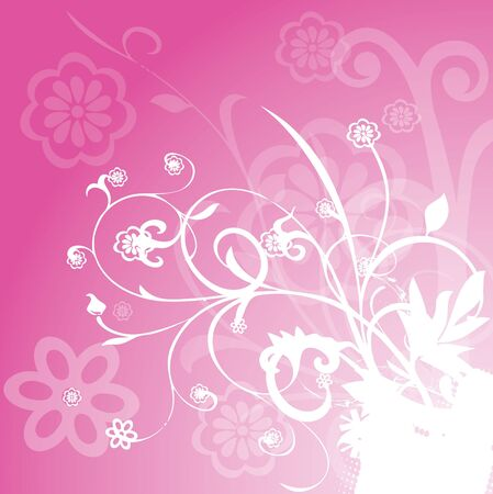 floral back ground Stock Photo - 3105722
