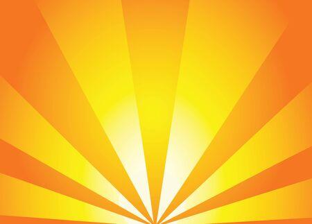 Beauty sunburst photo