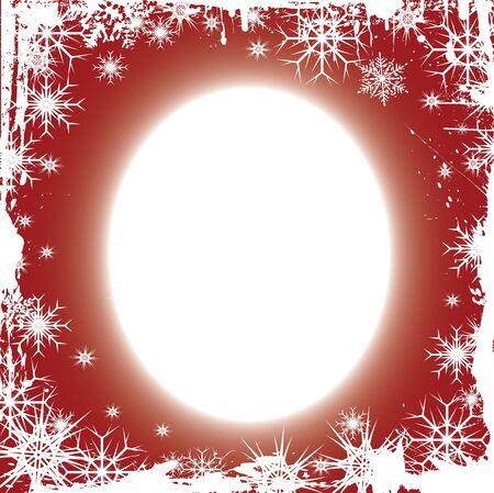 snowflake background photo