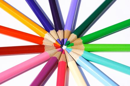 color pencil Stock Photo - 3343387