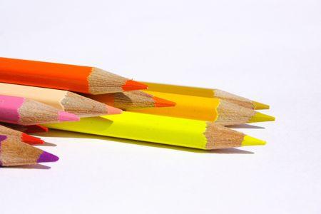 color pencil Stock Photo - 3343361