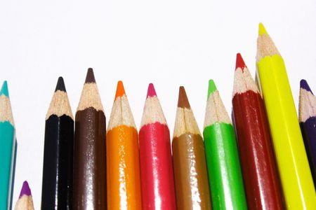 color pencil Stock Photo - 3343383