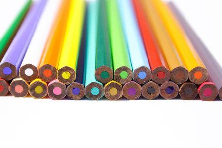 color pencil Stock Photo - 3343386
