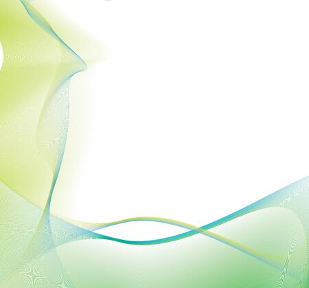 abstract wave  back ground Stock Photo