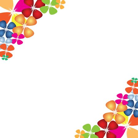 floral back ground Stock Photo - 3368098