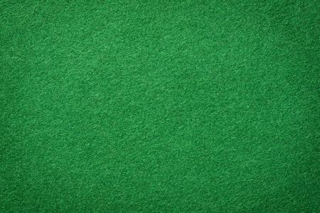 texas hold em: Textura de la superficie de la mesa de p�quer real, se sent�a