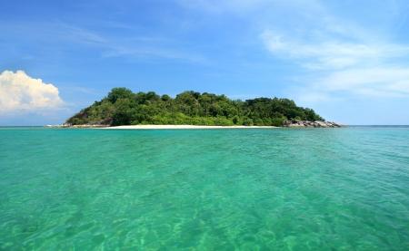 Tropical Island, perfect getaway Zdjęcie Seryjne