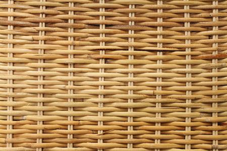 Woven rattan texture background Zdjęcie Seryjne