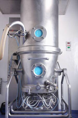 machinery: Pharmaceutical machinery
