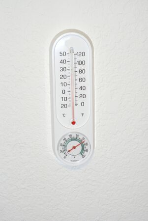 Wall Themometer