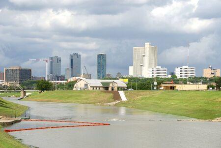 Skyline of Fort Worth, Texas