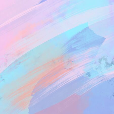 Abstract background, splashed paint, flow from one color to another, place for your design. Foto de archivo